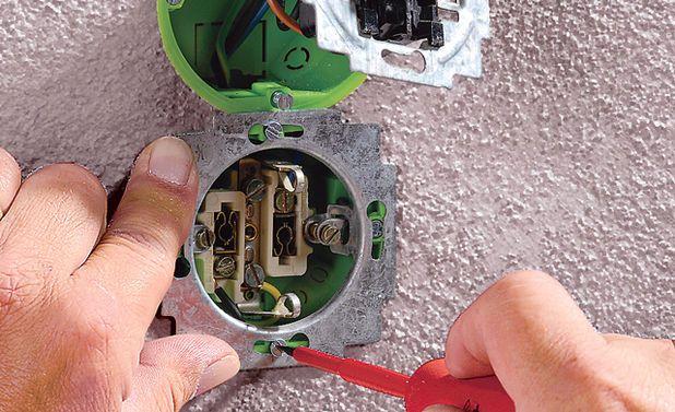 Siphon Küche Anschließen | Steckdose Austauschen Lichtschalter Elektro Und Eingebaut