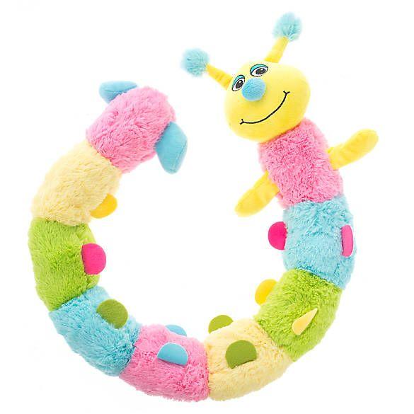 Puppies R Us Caterpillar Squeaker Dog Toy Wishlist Pinterest