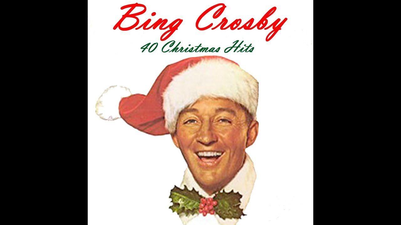 Bing Crosby 40 Christmas Hits Audiosonic Music Full Album