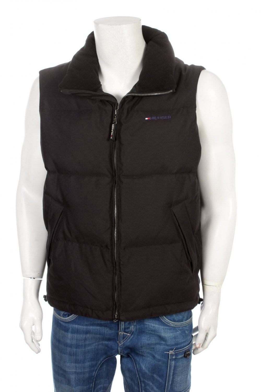e7df0f576b1c0 TOMMY HILFIGER HUDSON Gilet Men s Down Jacket Body Warmer Vest Black Size M  by…