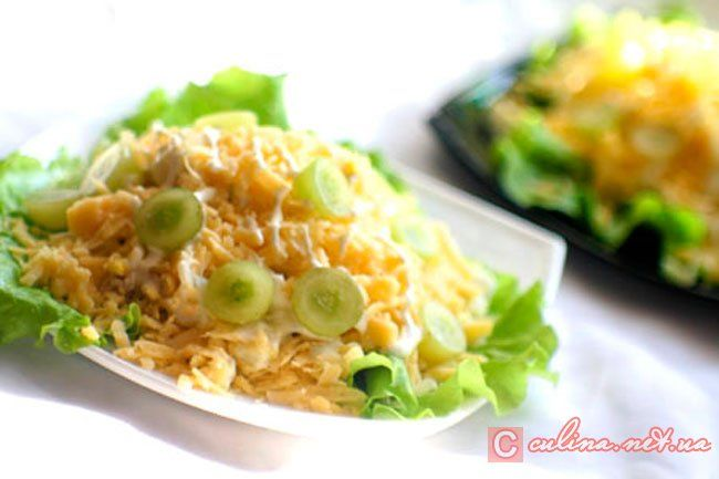 Салат с филе курицы | готовим вкусно и красиво