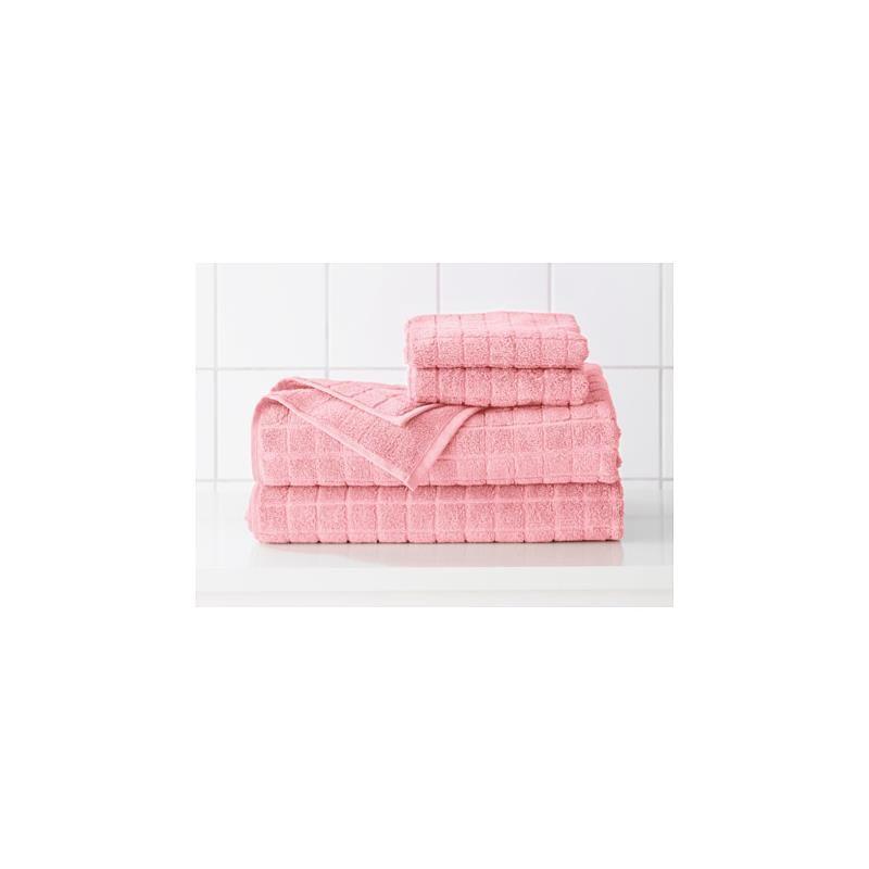 rosa handtücher ikea