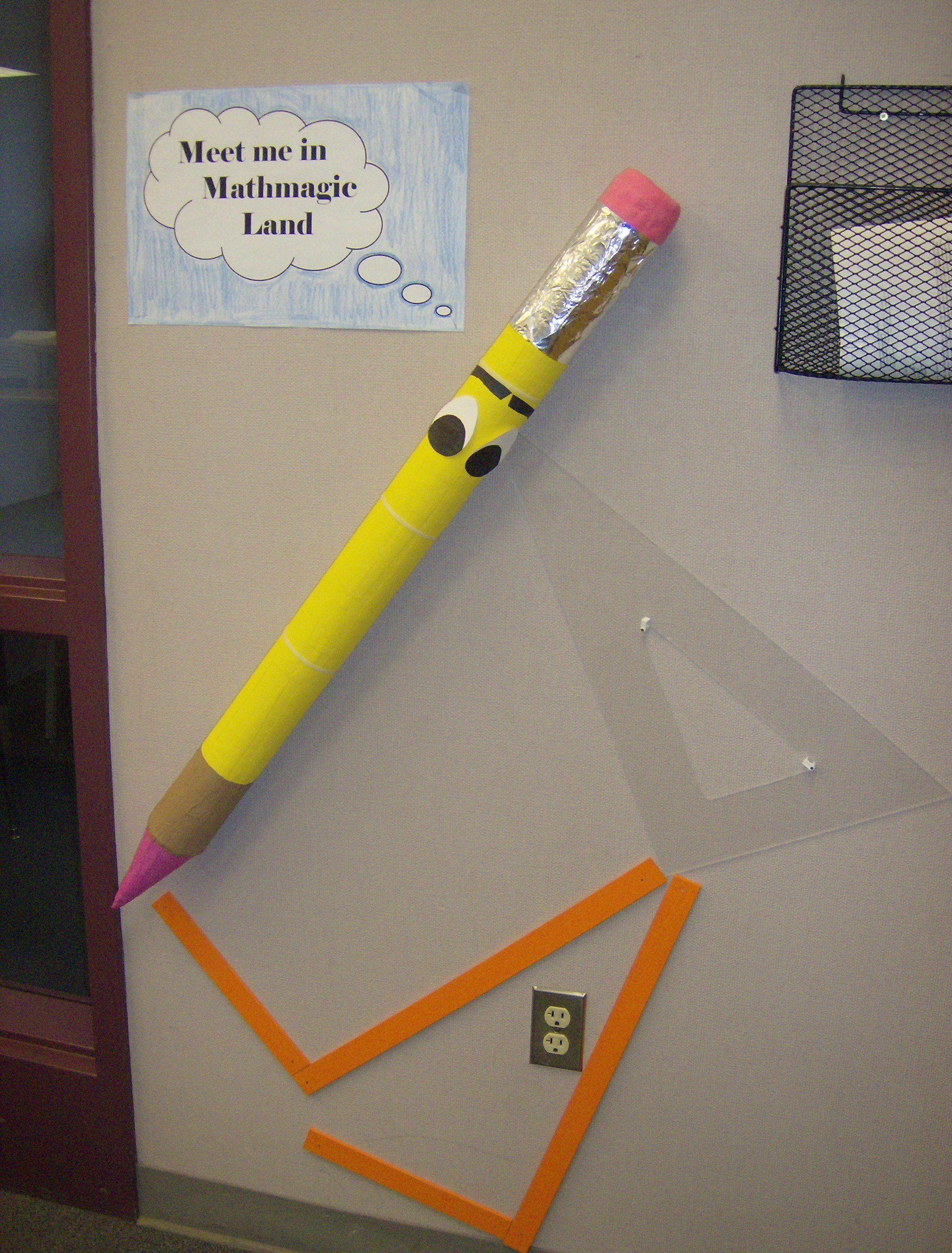 A Familiar Face To Introduce Math As Fun Office Scavenger