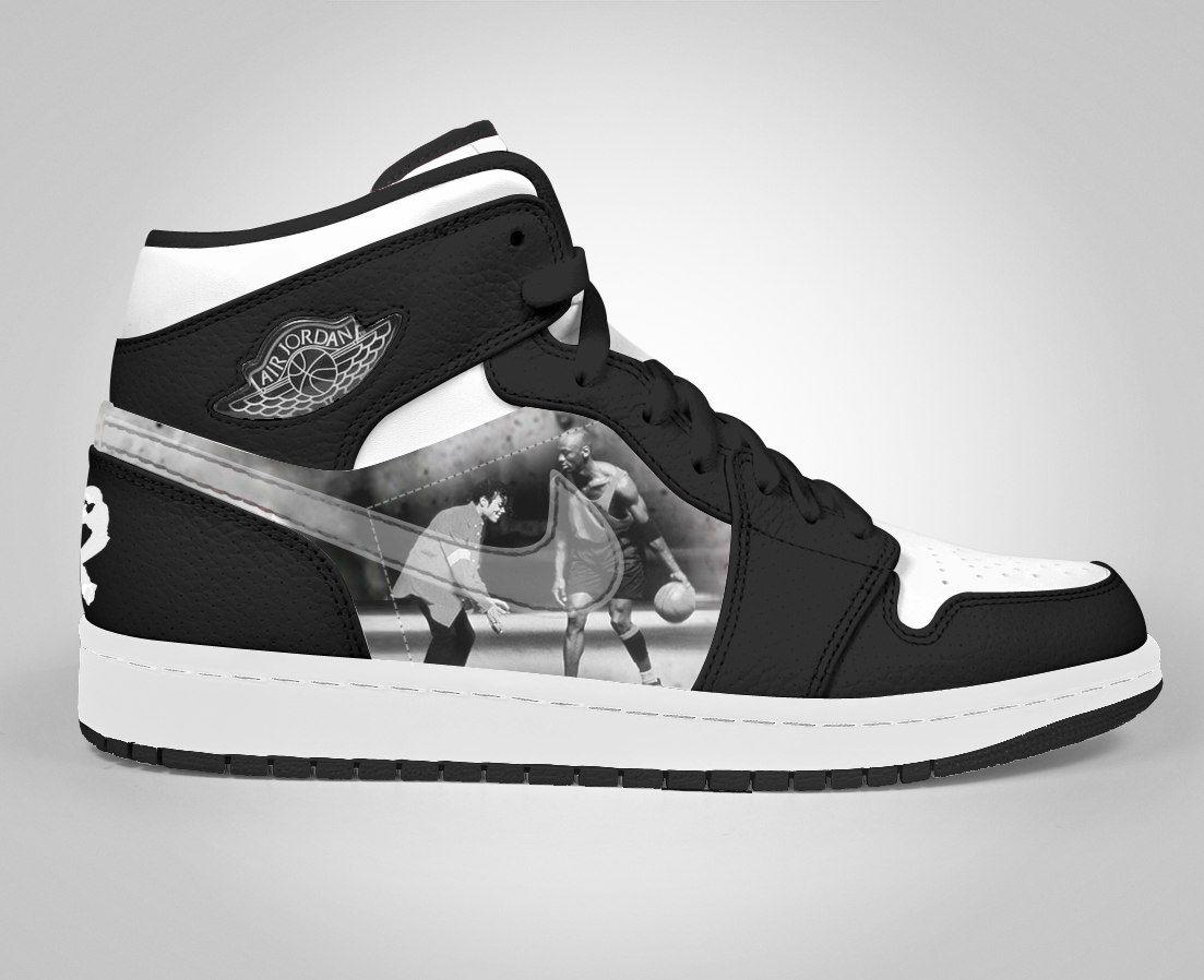 Michael jackson shoes, Jordan jackson