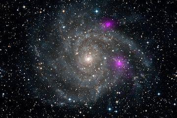 Mysteriously Bright Black Holes Revealed by NASA Telescope