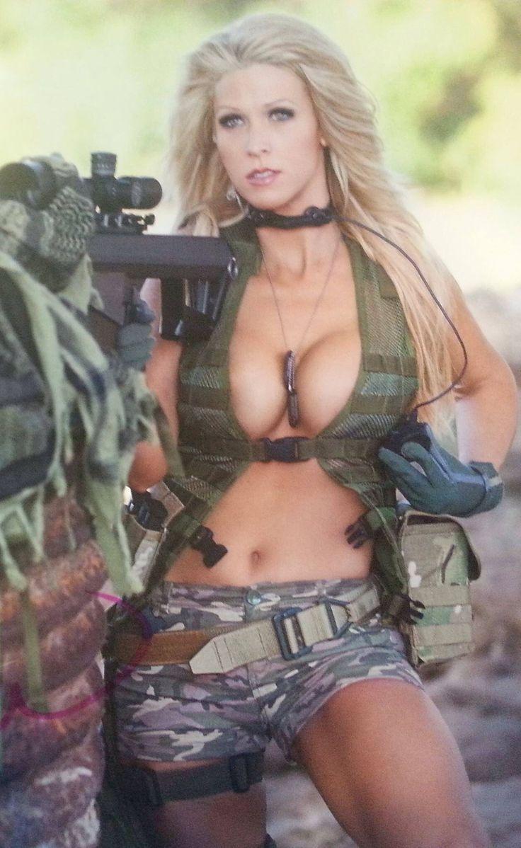 Caliente ejército nena sexo