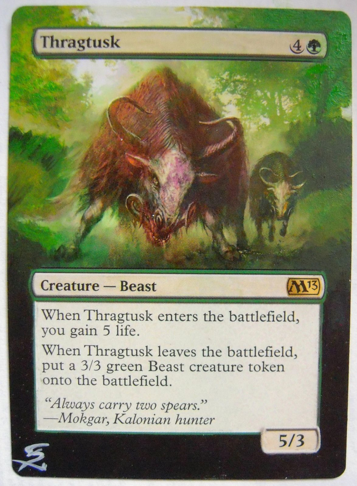 Magic the gathering altered art cards magic the