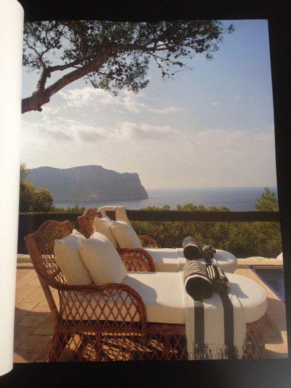 Malene Birger Life and Work | Mallorca House | via La Dolce Vita