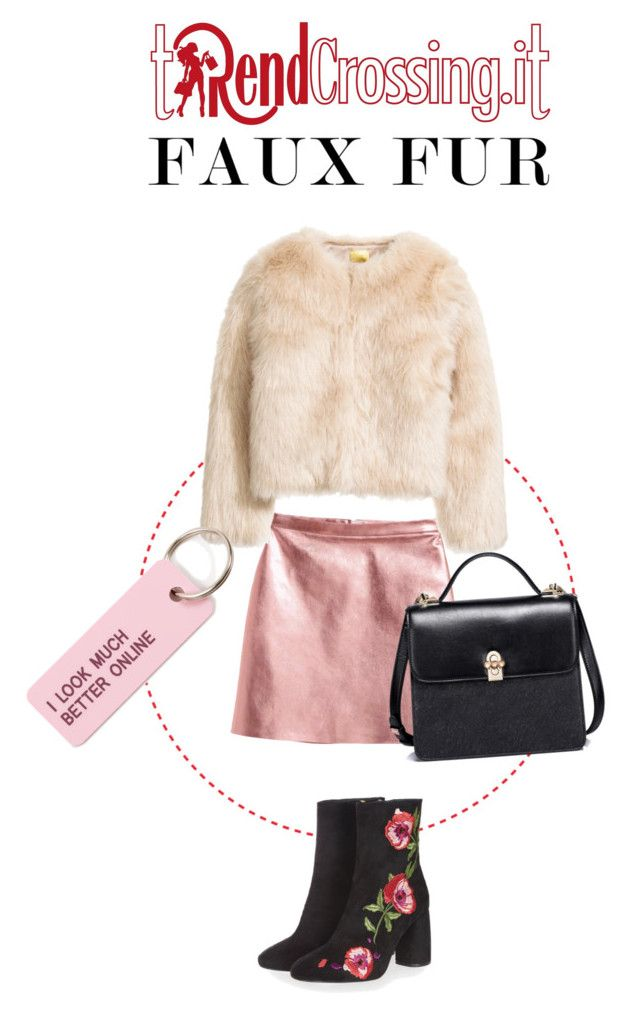 """""""Cipria"""" by trendcrossing on Polyvore featuring moda, Topshop, Various Projects e cipria"""