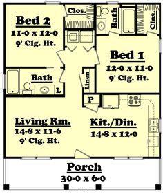Hunters Ridge House Plan