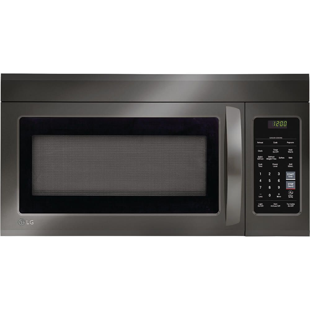 Lmv1831bd Range Microwave Stainless Steel Microwave Over The Range Microwaves