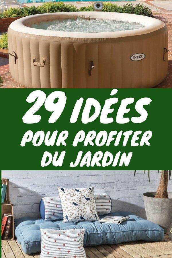 29 meubles accessoires pas chers pour am nager quiper - Comment decorer son jardin pas cher ...