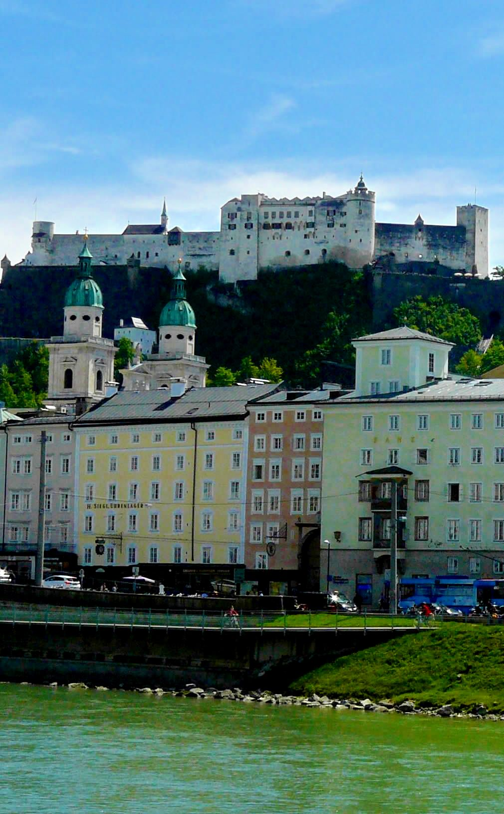 Festung Hohensalzburg, Fortaleza Hohensalzburg, Fortress Hohensalzburg en Salzburgo, Austria