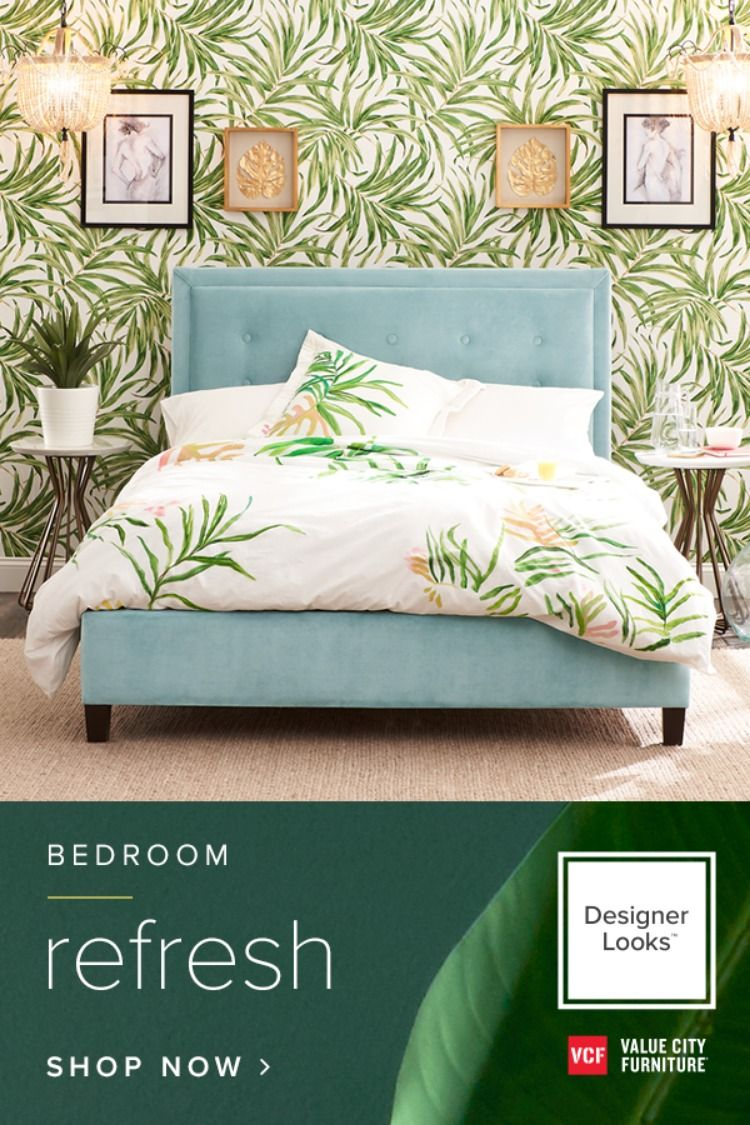 First Class. Elevate your bedroom aesthetic with the
