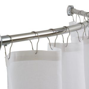Extended Shower Curtain Rod