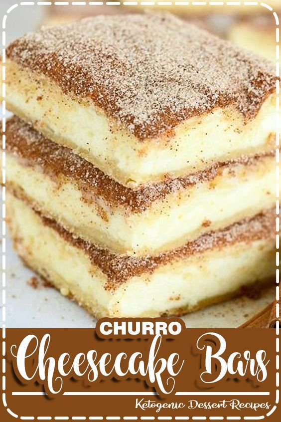 CHURRO CHEESECAKE BARS RECIPE #churrocheesecake The crunchy cinnamon of churros combined with the creamy tanginess of cheesecake. Churro cheesecake bars are sure to become a favorite treat. #churrocheesecakebars #churrocheesecake #churro #cheesecakebars #cinnamondessert #crunchy #dessert #recipe #recipes #churrocheesecakebars CHURRO CHEESECAKE BARS RECIPE #churrocheesecake The crunchy cinnamon of churros combined with the creamy tanginess of cheesecake. Churro cheesecake bars are sure to become #churrocheesecakebars