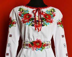 Resultado de imagen para ukrainian embroidery