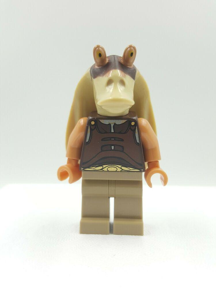 New LEGO Star Wars Gungan Soldier Minifigure