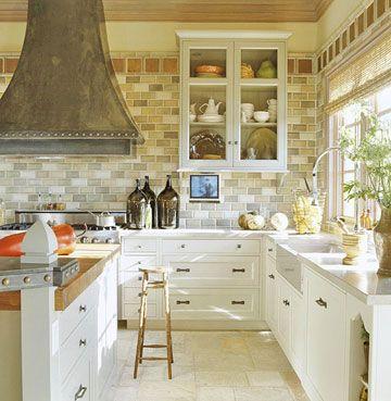 Home Tour: Mediterranean-Style House in California | Dulce hogar ...