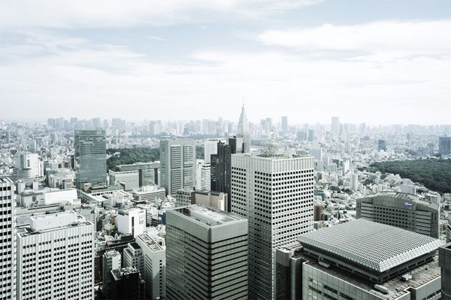 © bernhard quade photography -   Tokyo City II JP 12-10-16 01-04