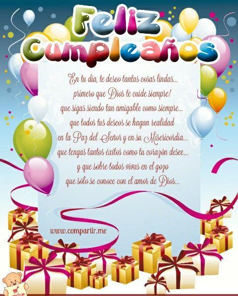 Feliz Cumpleanos Google Happy Birthday Notes Spanish Birthday