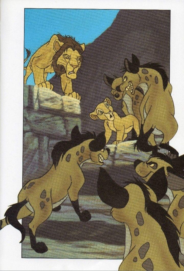 Ni Nala And Hyenas 2020