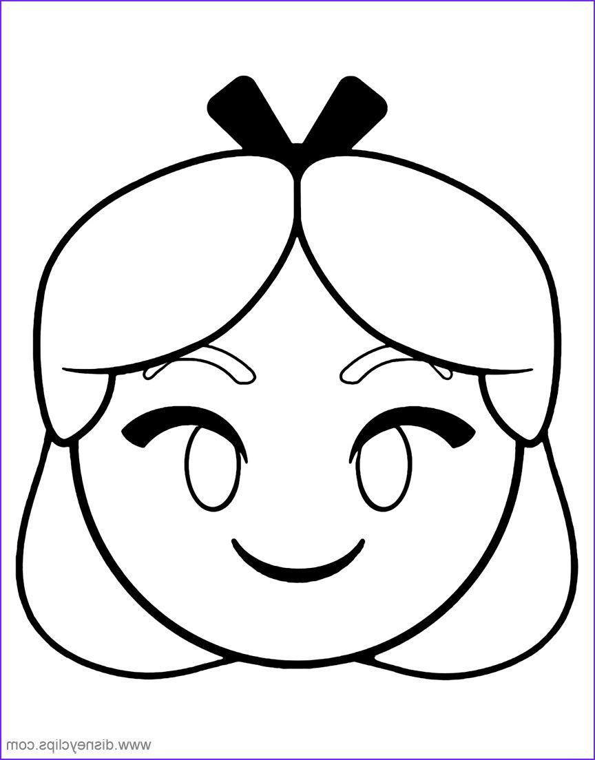 Emoji For Coloring