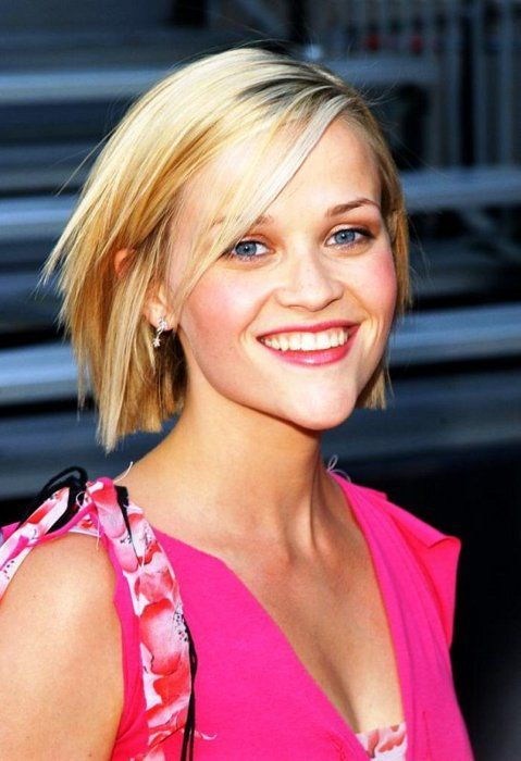 Reese Witherspoon Sweet Home Alabama Haircut Hair Pinterest