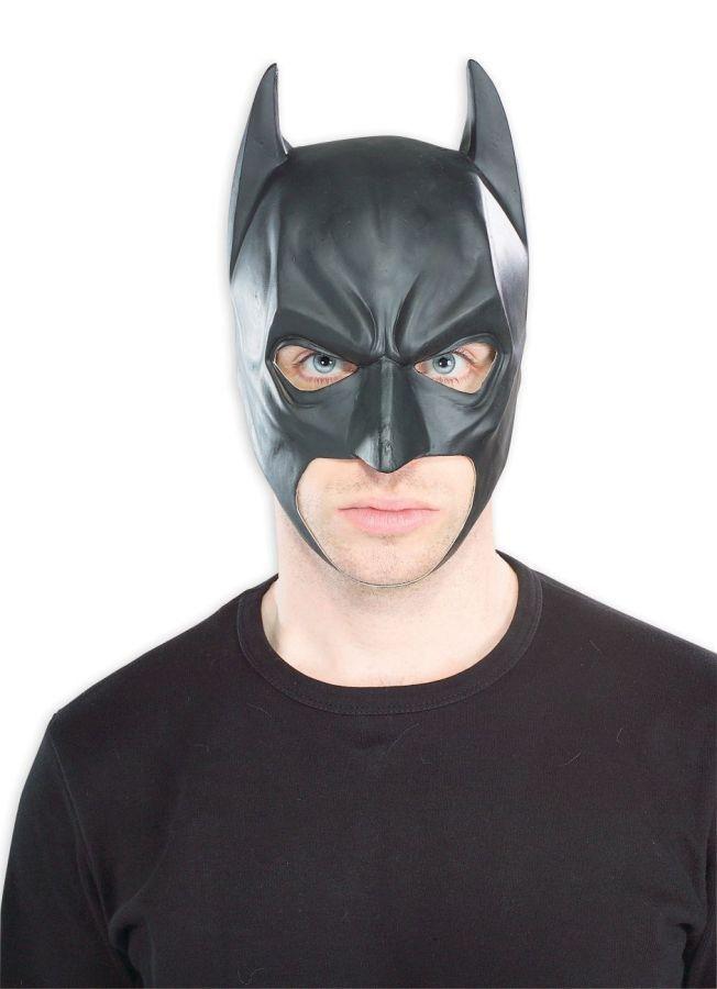 BATMAN VINYL 3/4 MASK  sc 1 st  Pinterest & Batman vinyl 3/4 mask | Batman Masking and Products
