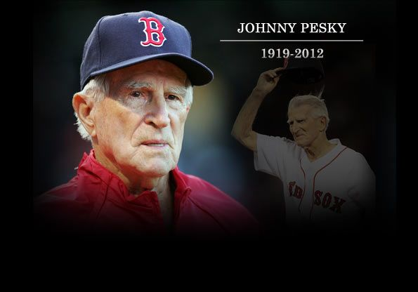 Red Sox icon Pesky passes away at 92: Johnny Pesky, who spent most of the last 70 years with Boston as a player, manager, coach and voice, died Monday.
