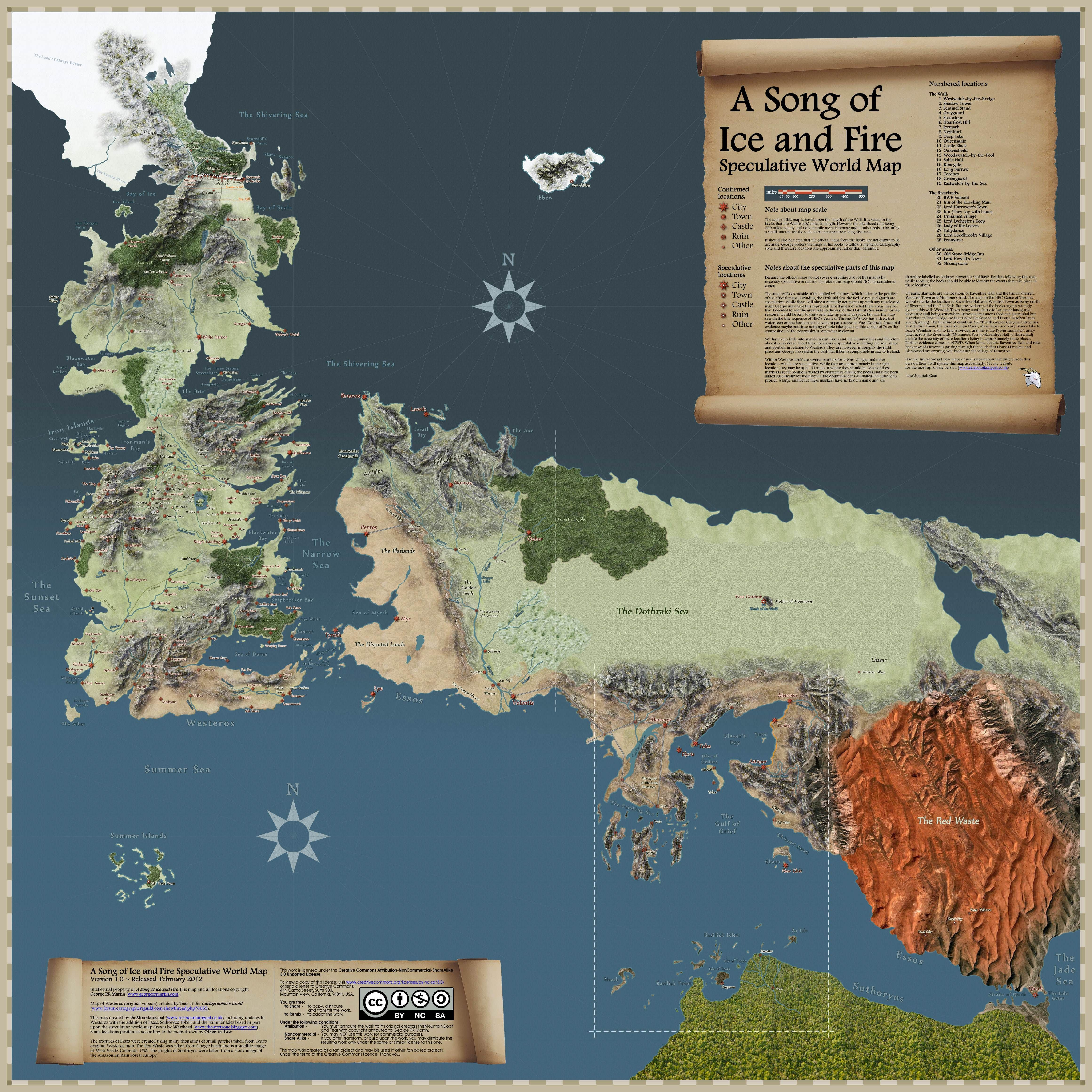 explore got map game of thrones map and more. no spoilers game of thrones world k speculative map  game of