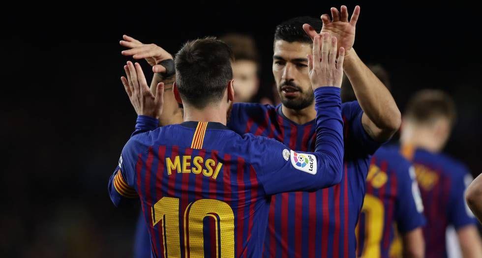13092c1dfd Barcelona - Eibar  el partido de la Liga Santander