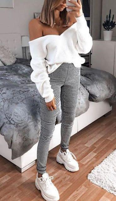 Herbst Winter Outfits Modetrends #Herbst #Mode #Ausstattung #Trends #Winter,