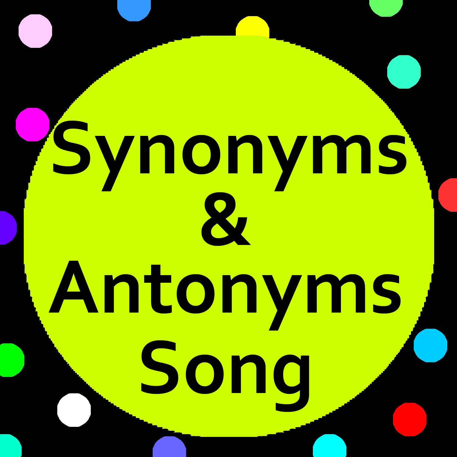 Introduce Synonyms And Antonyms To Preschoolers