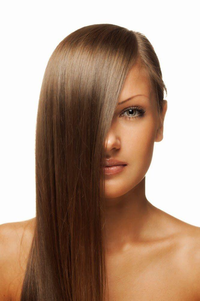 Natural Nutmeg Blonde Chocolate Brown Hair Color