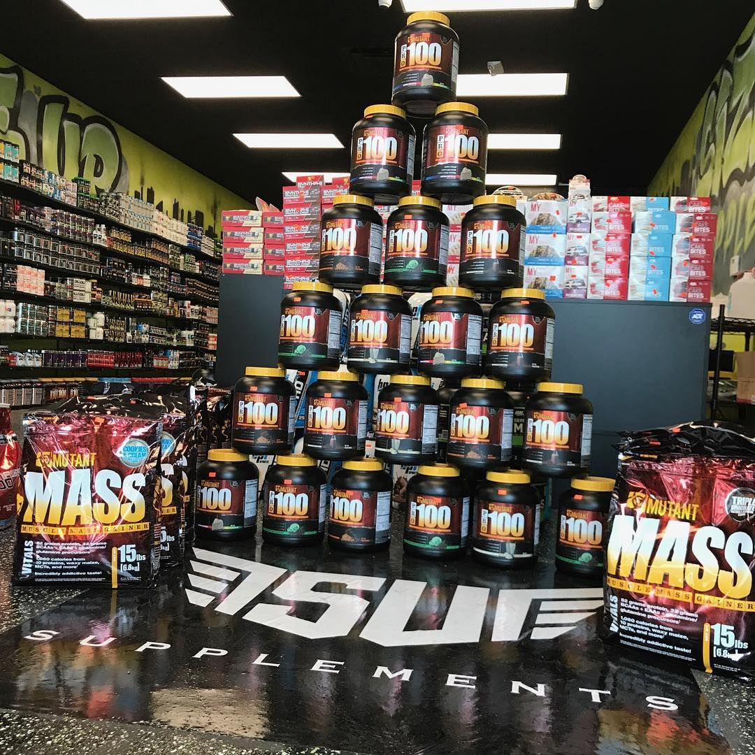 We Have The Full Mutantnation Brand In Stock Including The Delicious Pro 100 Mutant Mass And Iso Surge Come Get Your Gainz Mutant Will Also Be