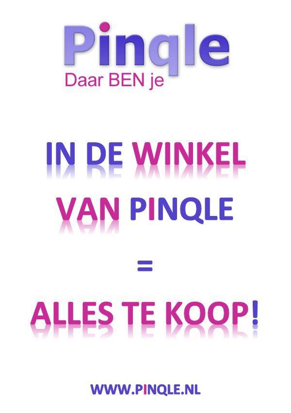 We worden de nieuwste versie van de traditioneel Nederlandse 'Winkel van SInkel'! En daar doet u toch ook aan mee zeker?