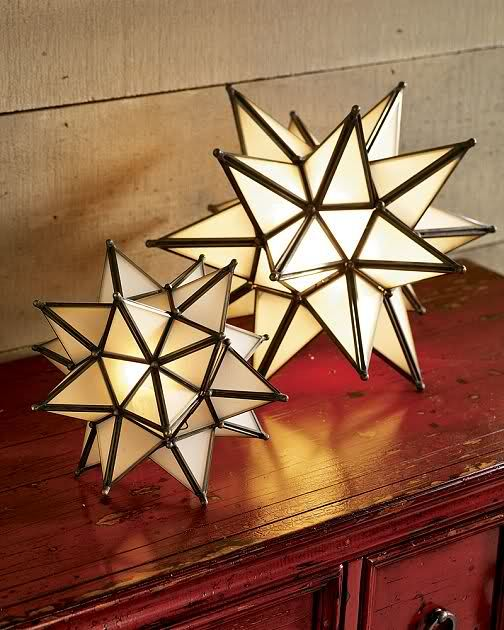 Product Detail - Moravian Star Light Frosted Glass 15 ...