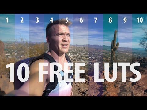 10 FREE LUTS | Kyler Holland - Sellfy com | tattoo | Color