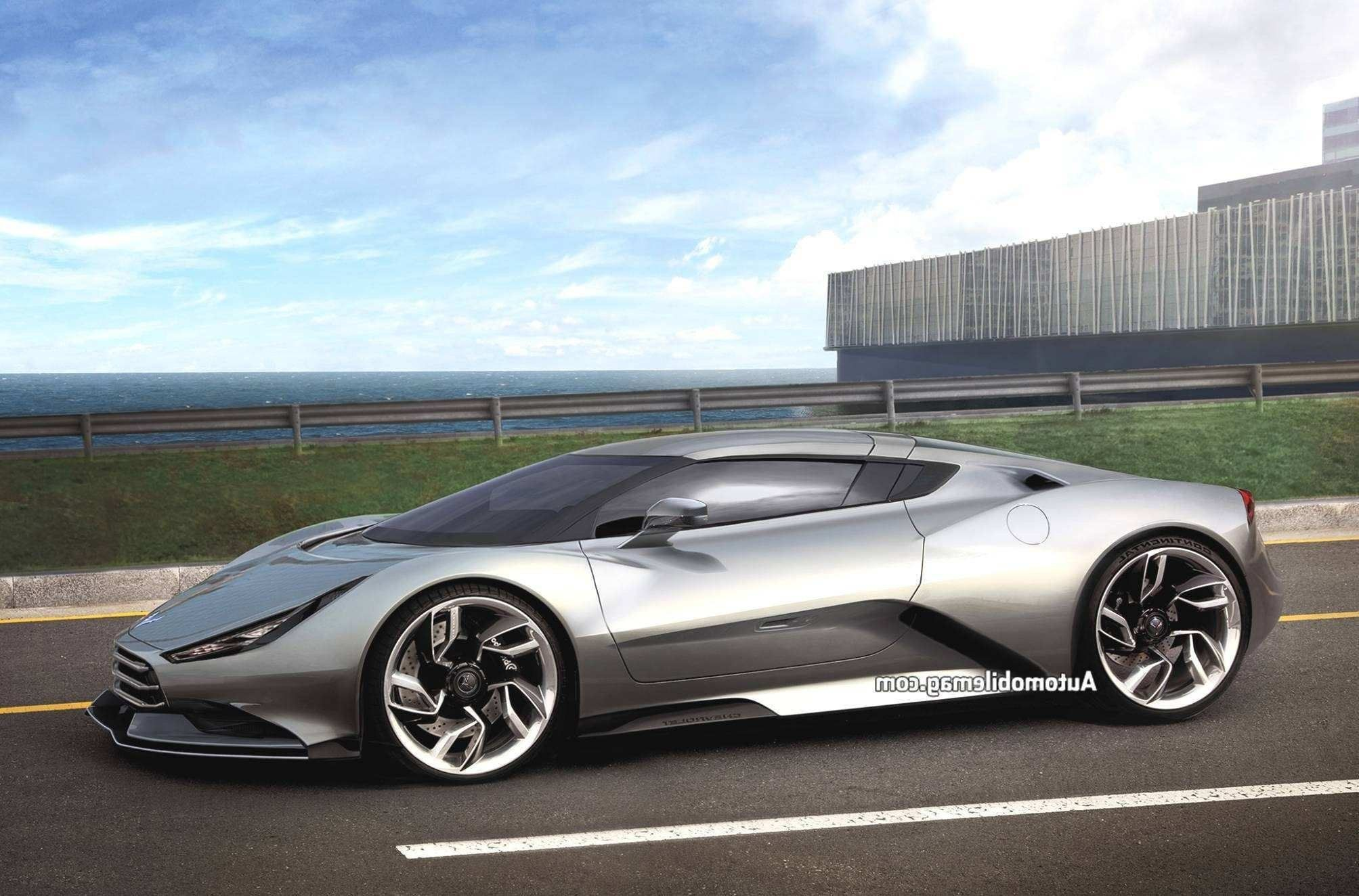 2020 Chevrolet Corvette Zora Zr1 Concept
