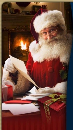 Christmas Magic Letter from Santa