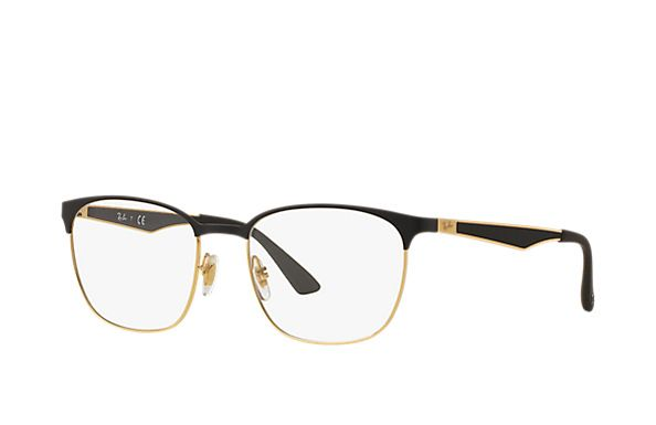 official ray ban online store  Ban RB6356 Black