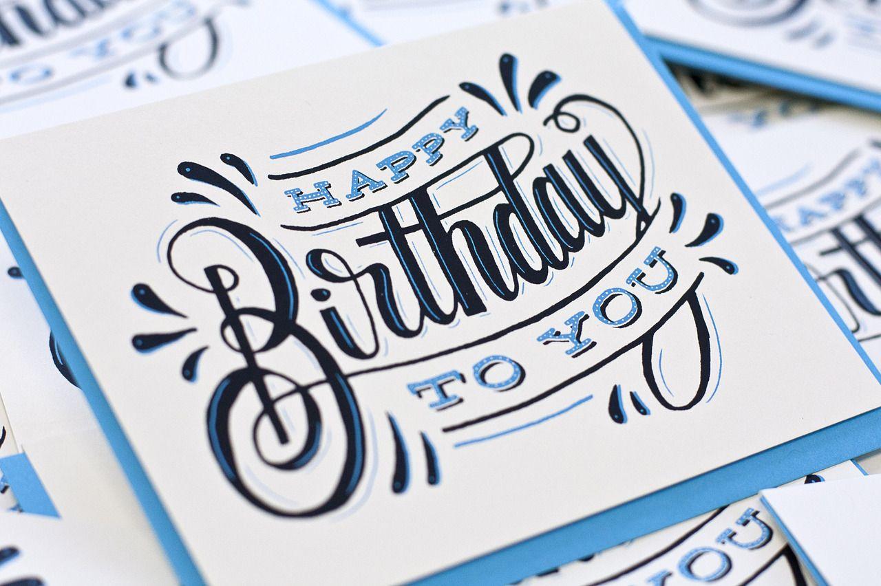 Betype Via Birthday By 55 Hi S Typografie Und Handlettering