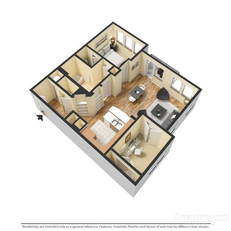 Apartment Guide, Floor Plans, Home
