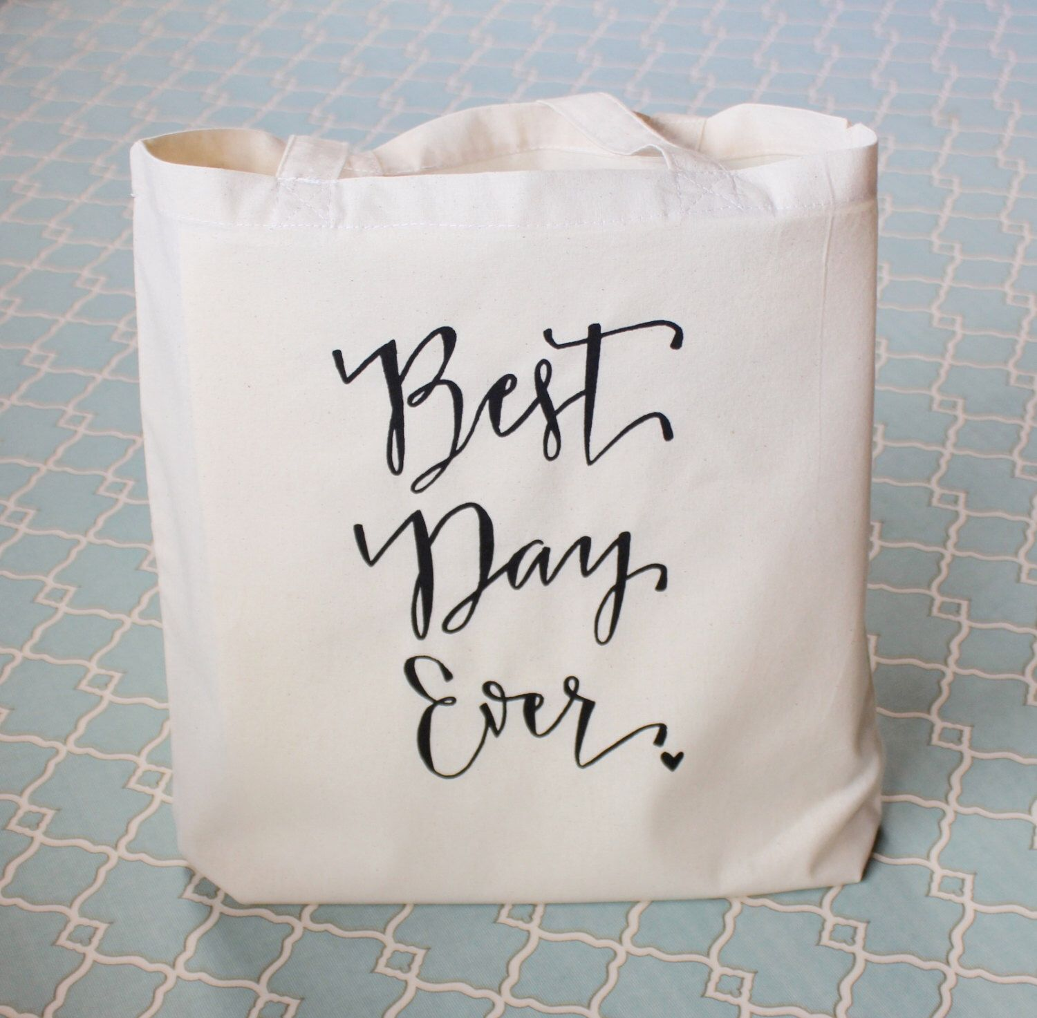 Best Day Ever Wedding Welcome Bag Wedding Favor Gift Bags by ...