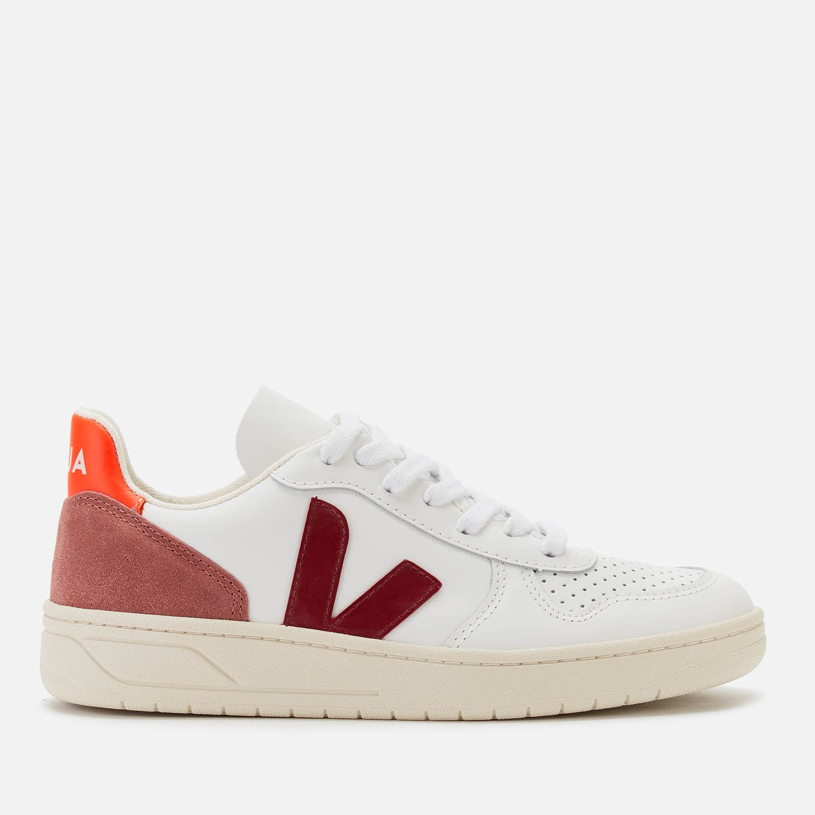 Womens sneakers, Leather trainers