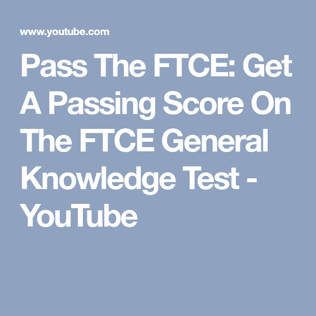 Page 44 of 49 General Knowledge Test; 49.