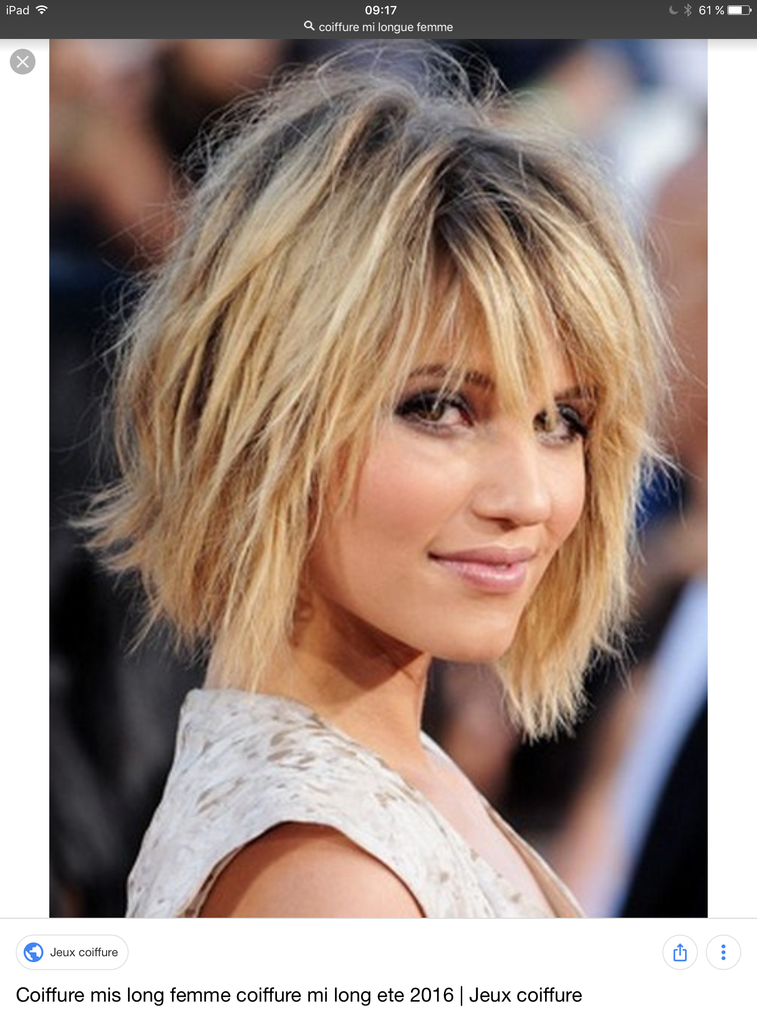 Pin by Karine Bey on Coiffures | Messy bob hairstyles, Medium hair styles, Bob  hairstyles