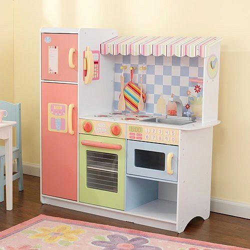 Imaginarium All In One Wooden Kitchen Wooden Kitchen Set