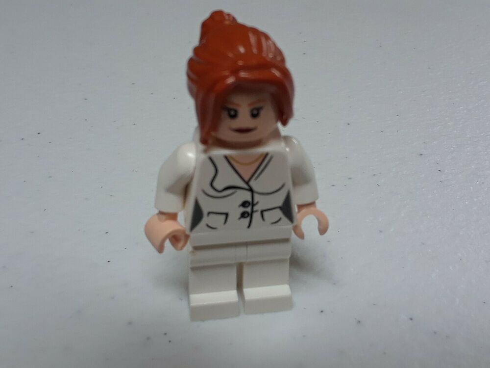 Mini Figure LEGO 76007 PEPPER POTTS Marvel Super Heroes